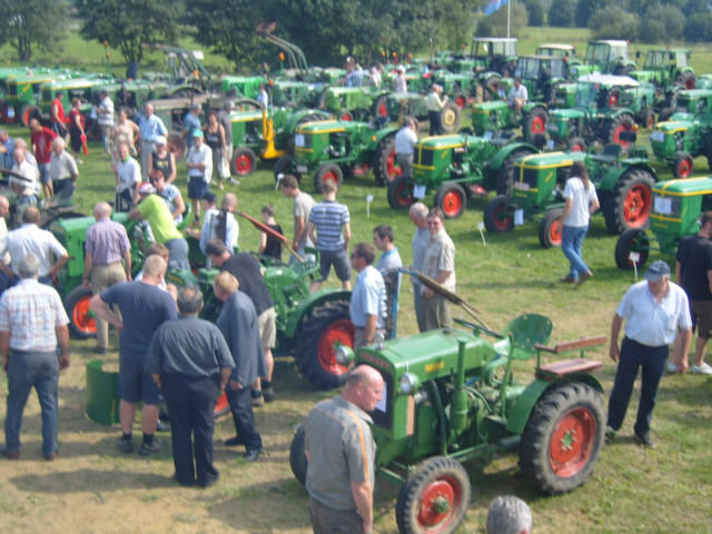 Internationale Deutz Tractorendag
