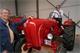 Marc en Leon sleutelen regelmatig samen aan oude tractoren.